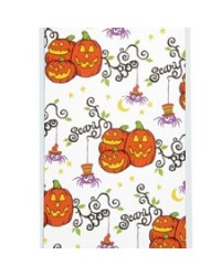 image: Treat bags Boo Scary Jack o Lantern Halloween