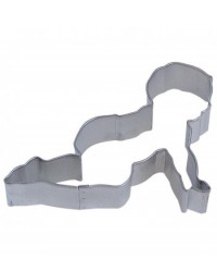 image: Baby Crawling cookie cutter