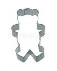 image: Teddy bear cookie cutter 7.5cm