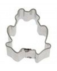 image: Mini frog cookie cutter