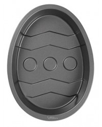 "image: 9"" non stick Easter Egg pan"