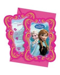 image: Frozen Elsa & Anna party invites (8)