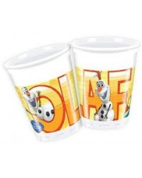 image: Frozen Olaf party cups (8)