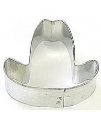 image: Cowboy hat mini cookie cutter #2