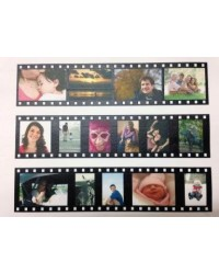 image: Custom edible image filmstrip of your photos