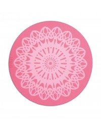 image: Sweetly Does It Spiral Lace mat 7
