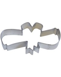 image: Diploma graduation cookie cutter