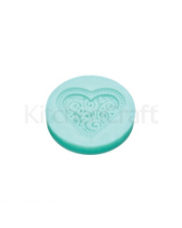 image: Sweetly Does it 60mm filigree heart mould