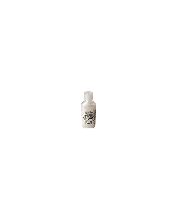 image: 55ml Magic Colours Pearl White airbrush metallic colour