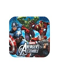 image: Avengers party plates 9'' (8)