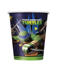 image: Teenage Mutant Ninja Turtles party cups (8)