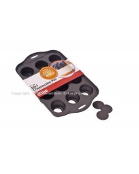 image: 12 Cup Mini Cheesecake Pan loose bottoms