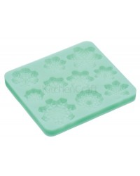 image: Sweetly Does it assorted snowflake snowflakes silicone mould