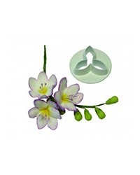image: PME Freesia flower cutter