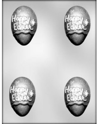 "image: Easter egg 3"" 3d chocolate mould"
