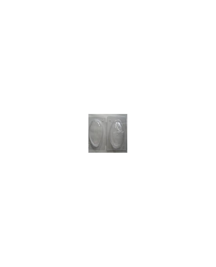 image: Ribbon and Bow Easter Egg BOX chocolate mould