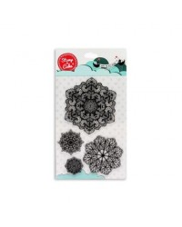 image: Stamp a Cake Doily Lace Stamp Set