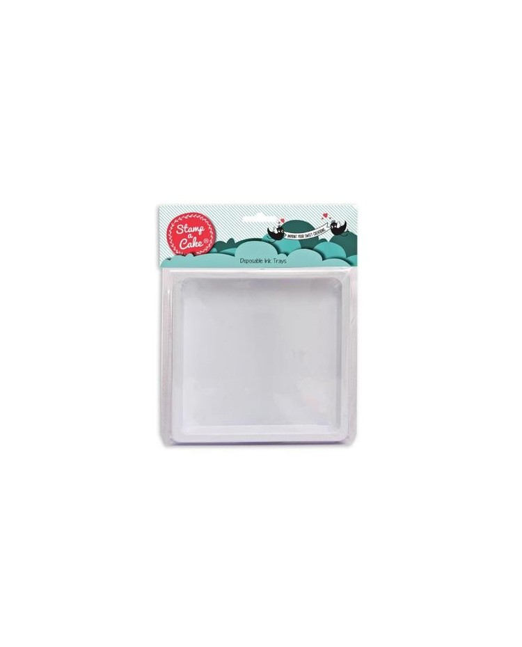 image: Stamp a Cake Disposable ink tray