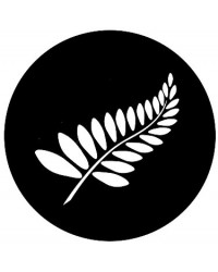 image: Edible Image Silver fern