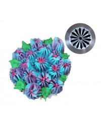 image: Large flower icing tip Multi Petal Daisy (Russian Style)