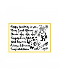 image: Calligraphy Celebration SILHO Silhouette mat mould Love Wedding