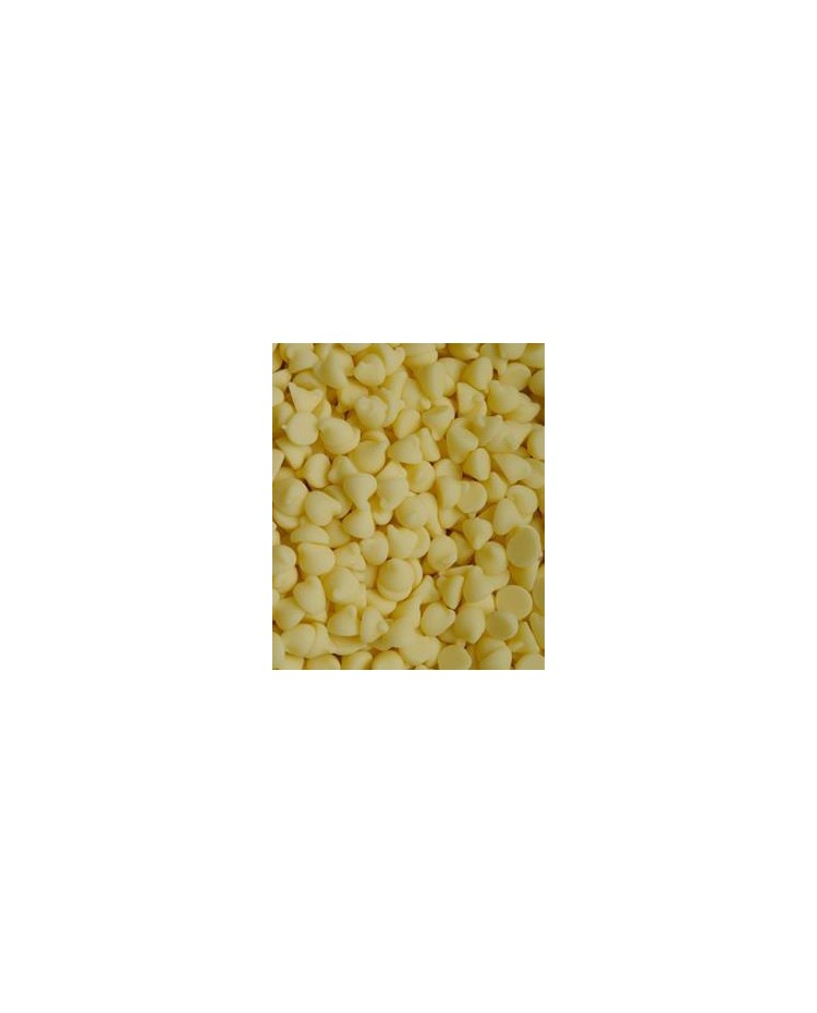 image: Callebut Belgium Couverture White Chocolate 500g