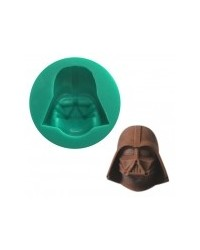 image: Star Wars Darth Vader Head silicone mould