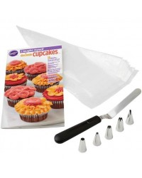 image: I taught myself cupcake decorating set for beginners