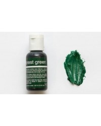 image: Chefmaster gel paste food colouring Forest Green