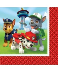 image: Paw Patrol party luncheon napkins (16)