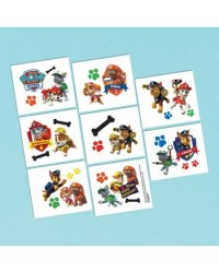image: Paw Patrol party Tattoos
