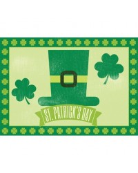image: A4 St Patrick's Day edible image