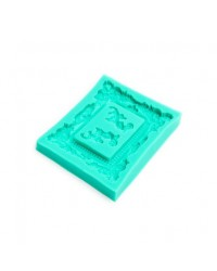 image: Flourish Frames assorted Silicone mould baroque scroll curlicues
