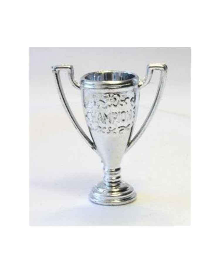 image: Trophy cake topper decoration (for Sport or Car Racing & more)