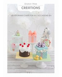 image: Adorable Cakes For All Occasions Book by Sharon Wee SIGNED COPY