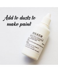 image: Rolkem Quick Dry essence 50ml (use like rose spirit)