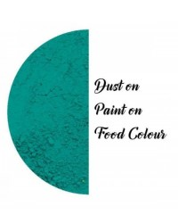 image: Rolkem Rainbow Spectrum Peacock Dusting powder (Blue Green)