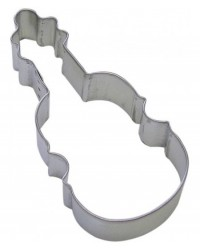 image: Violin Cookie cutter Musical theme