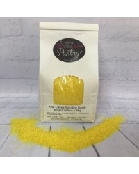 image: Sparkling jewel sanding sugar Bright Yellow (lemon) 1kg