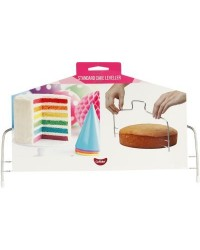 image: Go Bake Cake Leveller cuts & tortes up to 12'' diameter