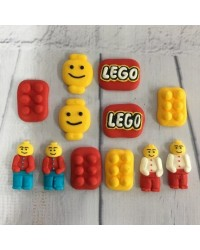 image: Sugar Icing decorations Lego (12)