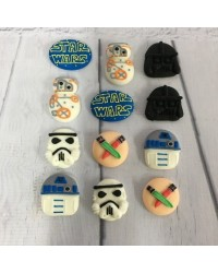 image: Sugar Icing decorations Star Wars (12)