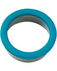 "image: Round comfort grip circle cookie cutter 4""/10cm"