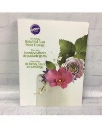 image: Wilton gumpaste flower book