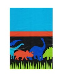 image: Dinosaur party tablecover