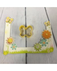 image: Butterfly mini cookie cutter #2
