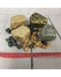 image: Chocolate Boulders & Rocks 300g