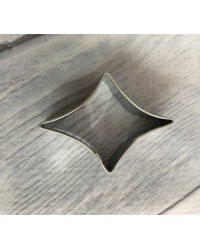 image: Moroccan tile stainless steel cutter #1 Diamond