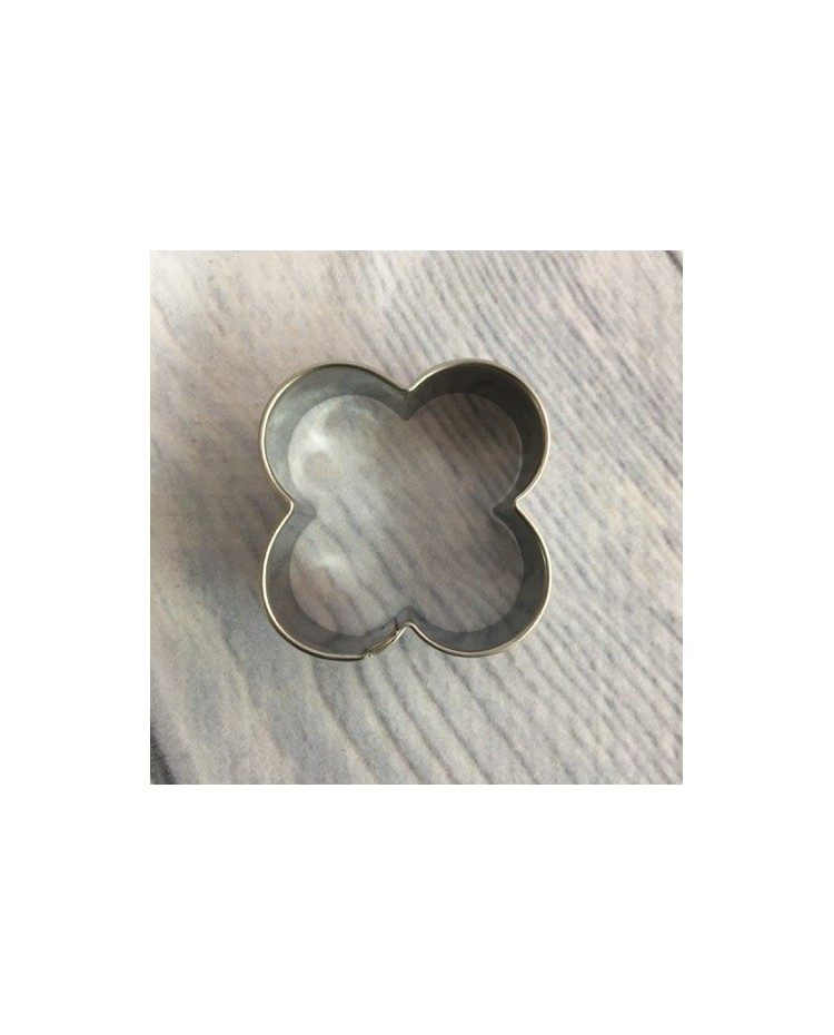 image: Moroccan tile stainless steel cutter #4 Petal