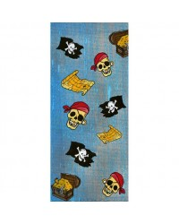 image: Treat bags Pirate & Skull Crossbones PK 20